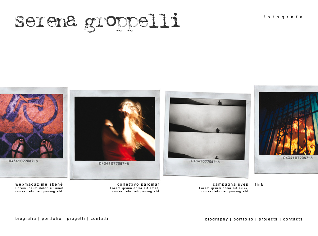 Homepage Groppelli