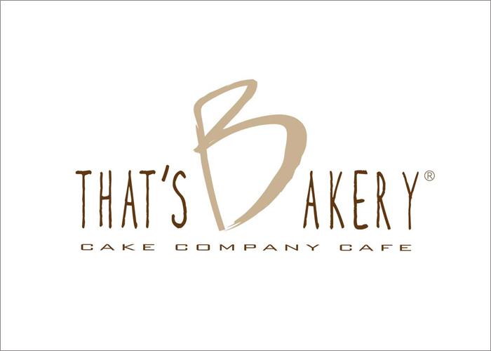 Logo That's Bakery