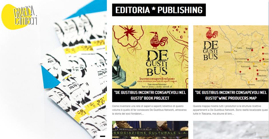 Grafica cami e cri camilla giannelli portfolio for Istituto grafico pubblicitario milano