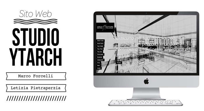 Sito Web Studio YtArch
